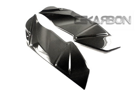 2011 - 2014 Suzuki GSR750 Carbon Fiber Side Tank Panels
