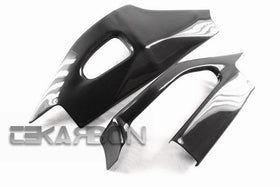 2005 - 2006 Suzuki GSXR 1000 Carbon Fiber Swingarm Covers