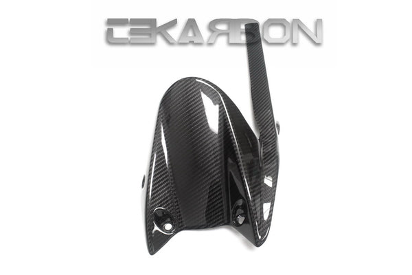 2017 - 2019 Triumph Street Triple 765 RS Carbon Fiber Rear Hugger