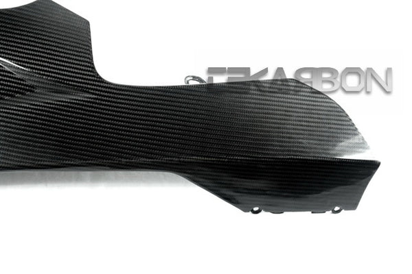 2006 - 2012 Triumph Daytona 675 Carbon Fiber Large Side Fairings