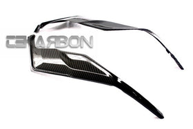 2013 - 2015 Triumph Daytona 675 / Street Triple Carbon Fiber Side Tank Panels