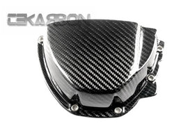2004 - 2010 Triumph Speed Triple Carbon Fiber Sprocket Cover