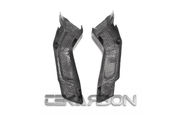 2017 - 2018 Yamaha FZ10 MT10 Carbon Fiber Front Side Panels