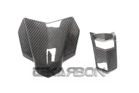 2017 - 2018 Yamaha FZ10 MT10 Carbon Fiber Front Upper Panel