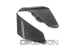 2017 - 2018 Yamaha FZ10 MT10 Carbon Fiber Rear Side Panels