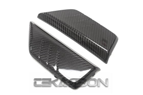 2017 - 2018 Yamaha FZ10 MT10 Carbon Fiber Side Tank Panels