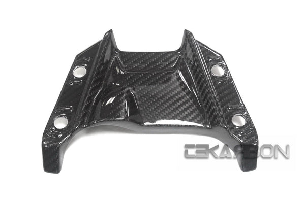 2014 - 2016 Yamaha FZ09 MT09 Carbon Fiber Front Upper Panel