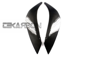 2011 - 2013 Yamaha FZ8 Carbon Fiber Side Tank Panels