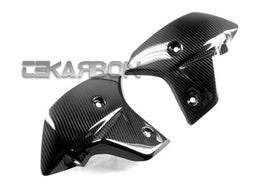 2011 - 2013 Yamaha FZ8 Carbon Fiber Front Side Panels