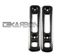 2011 - 2013 Yamaha FZ8 Carbon Fiber Radiator Covers