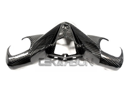 2012 - 2015 Yamaha Tmax 530 Carbon Fiber Center Handle Bar Cover