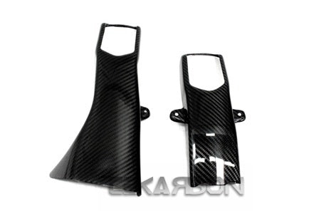 2012 - 2015 Yamaha Tmax 530 Carbon Fiber Swingarm Covers