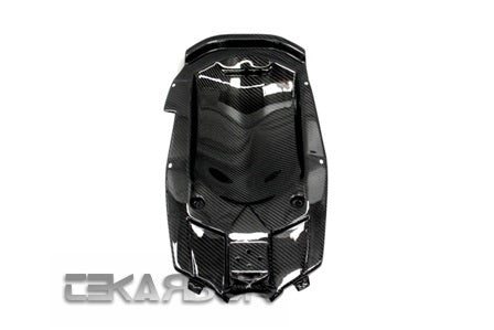 2012 - 2015 Yamaha Tmax 530 Carbon Fiber Undertail Fairing