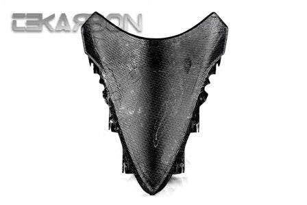 2007 - 2008 Yamaha YZF R1 Carbon Fiber Windscreen (Twill)