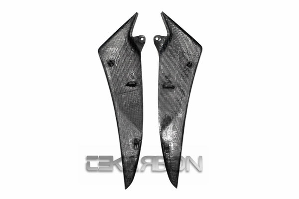 2009 - 2014 Yamaha YZF R1 Carbon Fiber Side Tank Panels