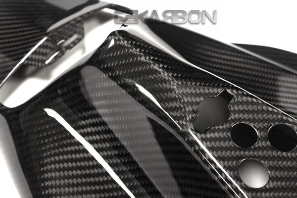 2009 - 2014 Yamaha YZF R1 Carbon Fiber Under Tail Fairing