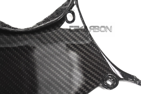 2015 - 2019 Yamaha YZF R1 Carbon Fiber Rear Tail Panel (Twill)