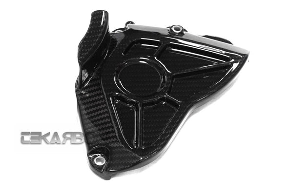 2015 - 2019 Yamaha YZF R1 Carbon Fiber Sprocket Cover
