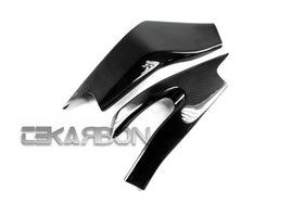 2006 - 2014 Yamaha YZF R6 Carbon Fiber Swingarm Covers