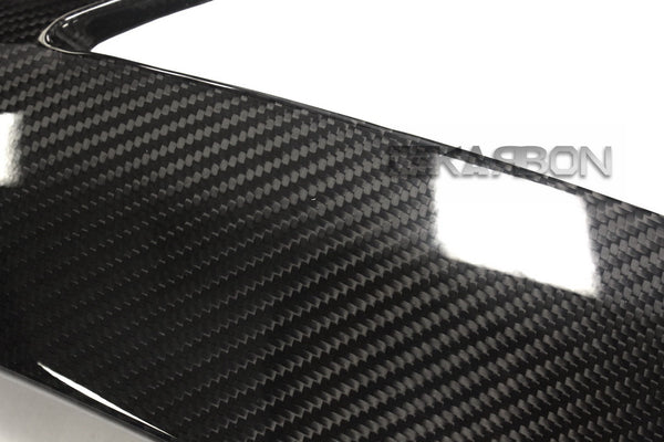 2008 - 2016 Yamaha YZF R6 Carbon Fiber Side Panels