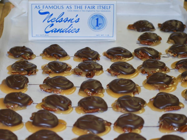 Caramel Turtles
