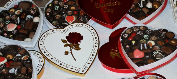 Valentine's Assorted Chocolates 20 ounce Box