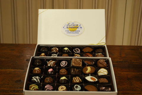 Assorted Chocolates Gift Box 48 Piece