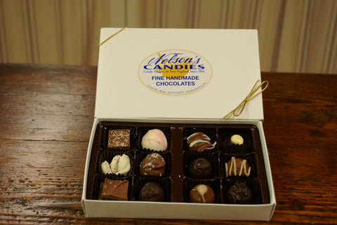 Assorted Chocolates Gift Box 12 piece