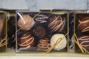 Assorted Truffles and Chocolates Sampler