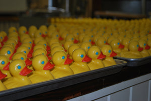 White Chocolate Yellow Duck