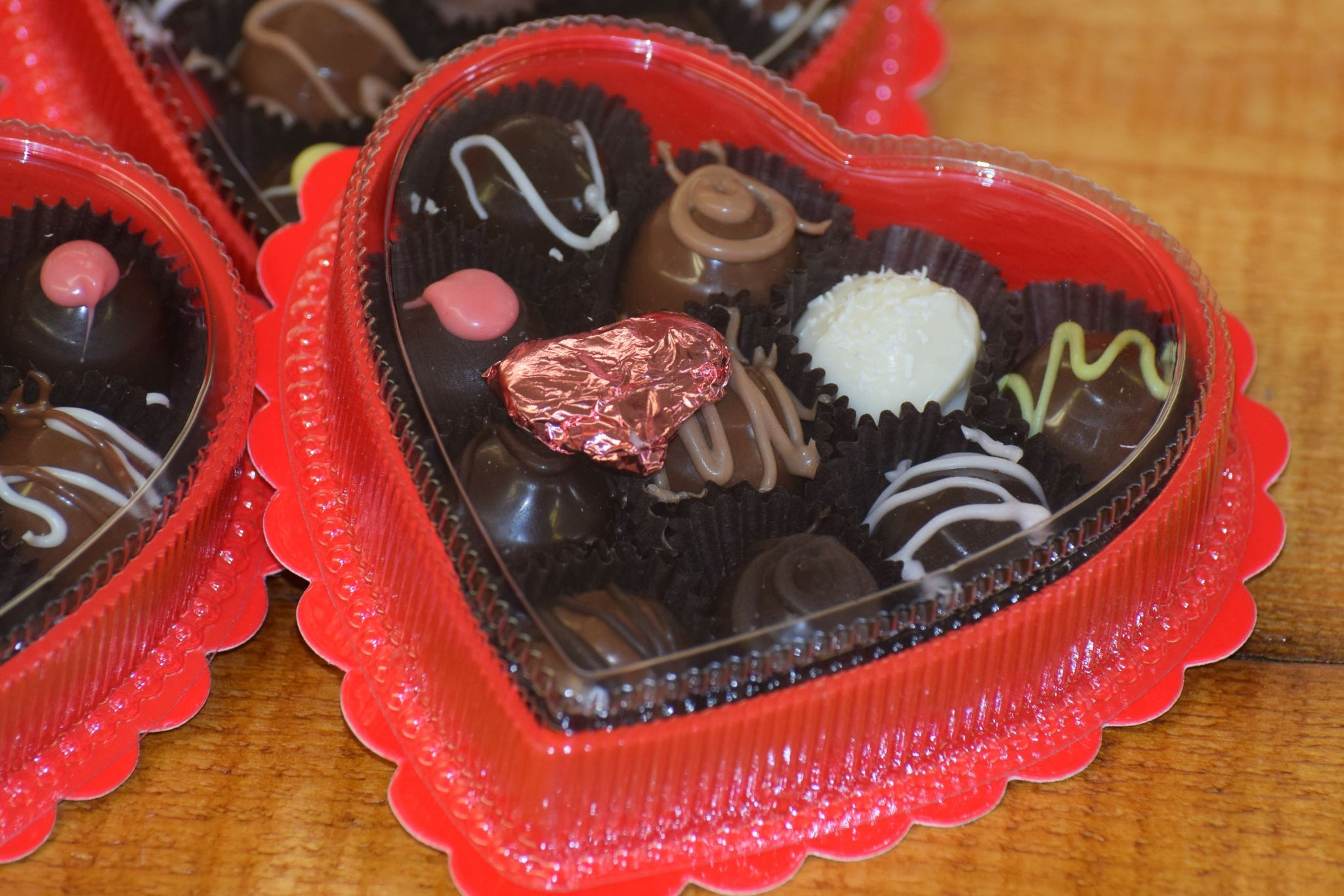 Valentine's Assorted Chocolates Sampler