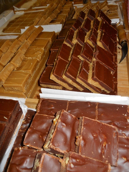Fudge Our Own (Old Fashioned) Chunks
