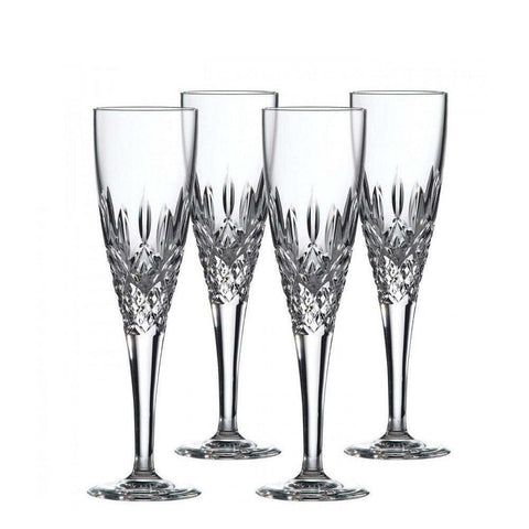 Highclere Flutes (Set of 4)