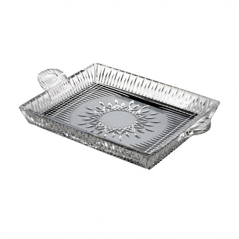 Lismore Diamond Square Serving Tray