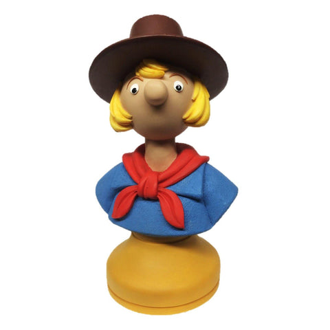 Windy Miller Bust-Cam Green