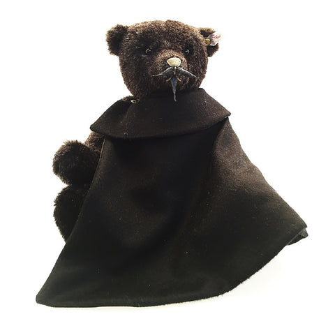 Salvadore Black Teddy Bear