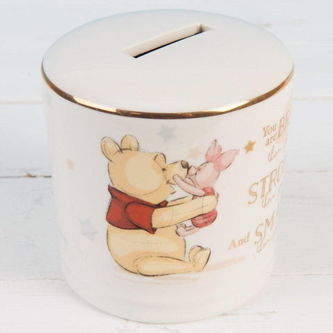 Disney Ceramic Money Bank - Pooh
