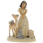 Forest Friends (White Wonderland Snow White Figurine)