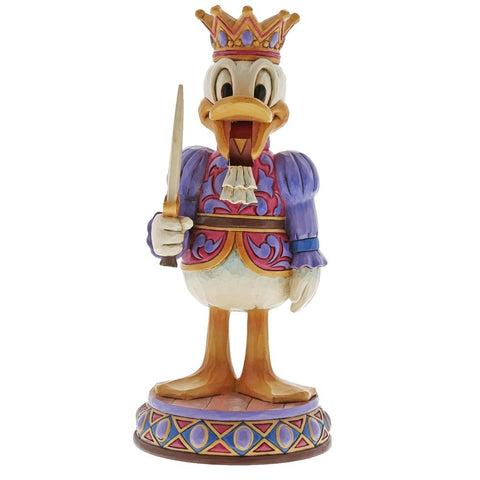 Reigning Royal (Donald Duck Figurine)