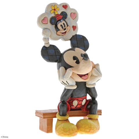 Thinking of You (Mickey Mouse Figurine)