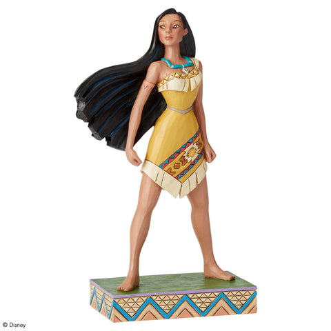 Proud Protector (Pocahontas Princess Passion Figurine)