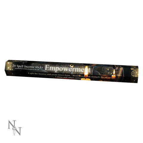 Empowerment Spell Patchouli Incense Sticks