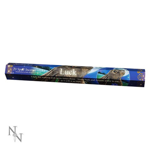 Luck Spell Sandalwood Incense Sticks