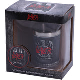 Slayer Shot Glass