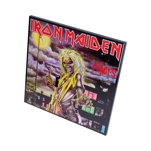 Iron Maiden-Killers Crystal Clear Picture