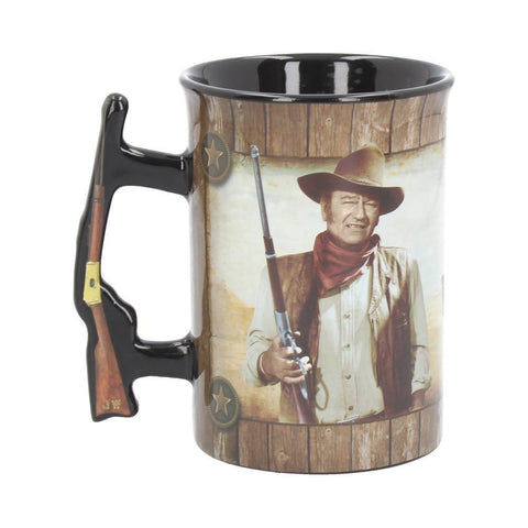 Mug - John Wayne - A Mans Gotta Do 6oz