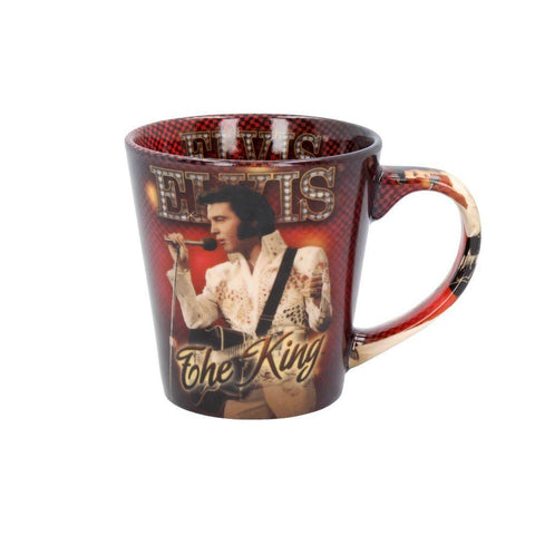 Mug - Elvis - The King 2oz