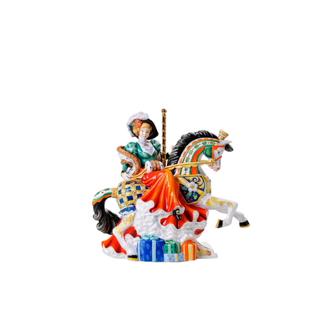 Christmas Carousel Limited Edition