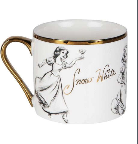 Disney Classic Collectable New Bone China Mug - Snow White