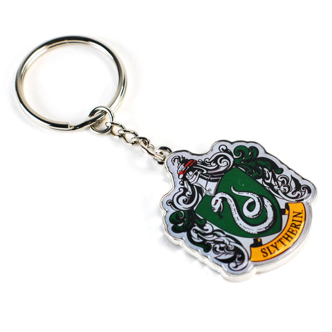 Keyring  - Harry Potter Slytherin Crest